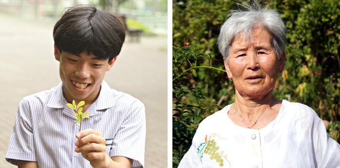 """文盲 벗어난 할머니 시인 """"세상이 환하다… 겁이 안 난다"""""""