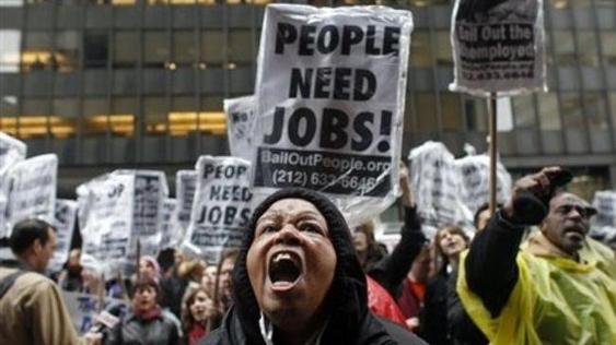 세계화를 내건 미국 기업들은 생산성이 높은 일자리를 해외로 이전시켜 미국 노동자들의 일자리에 대한 권리를 박탈했다./사진=블룸버그