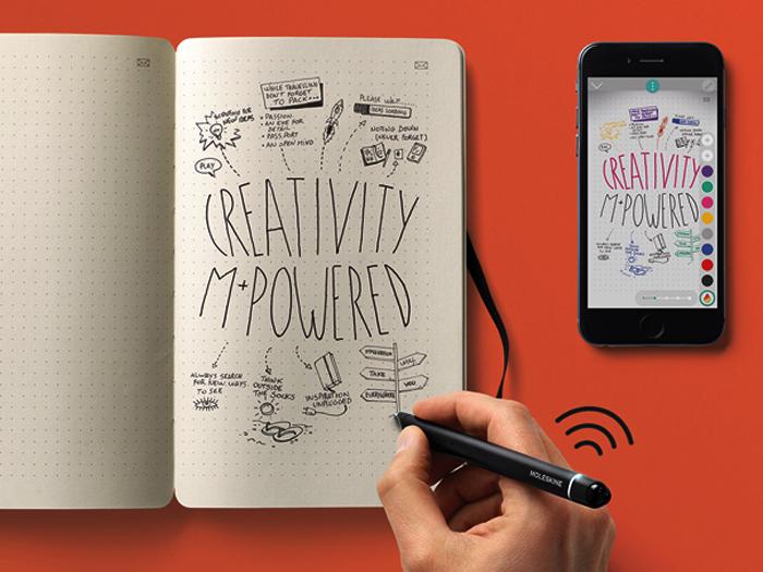 디지털 시대에 뜨는 손글씨 도구들… 펜처럼 글씨 쓰면 태블릿에 자동 저장