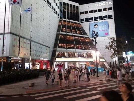 두타면세점 연매출 1천억도 아슬아슬…효과없는 박서원의 '야간영업' 전략