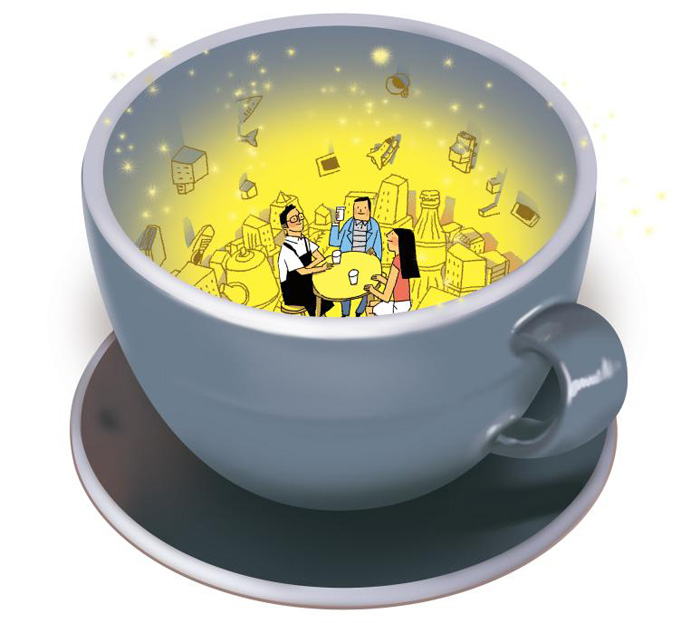 [ESSAY] 커피 한 잔의 값어치