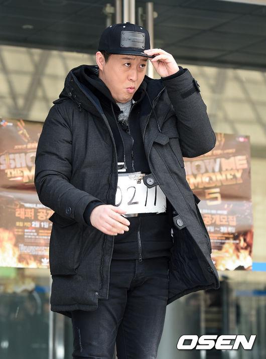 """'야간개장' 정준하 """"'쇼미5' 욕심 났다..지코가 많이 도와줘"""""""