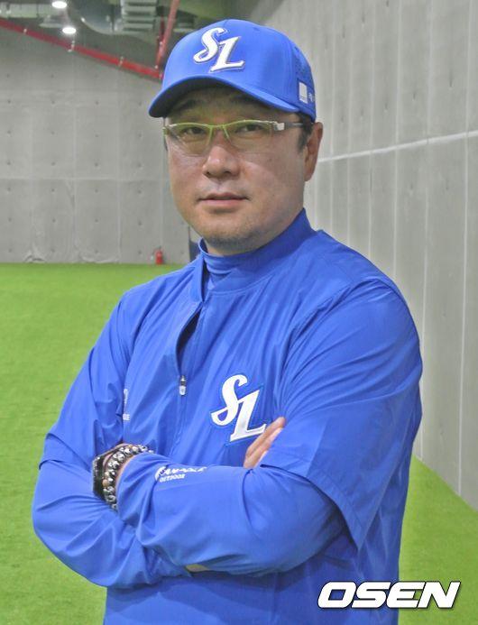 김상진 만난 삼성 우완 기대주, 성공의 꽃 피울까
