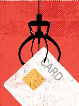 한달 뒤 블랙 프라이데이… 美 쇼핑몰서 신용카드 긁을 때 불법 복제 조심하세요