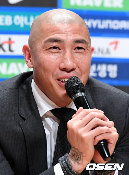 [사진]차두리,'오직 대표팀을 위해'
