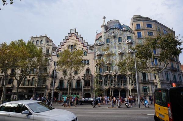 서유럽 여행, 하루 만에 둘러볼 수 있는 바르셀로나 필수 코스!