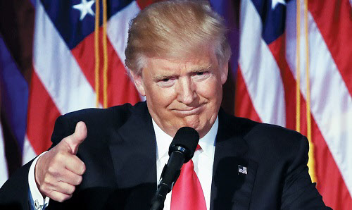 Image result for 트럼프 대통령