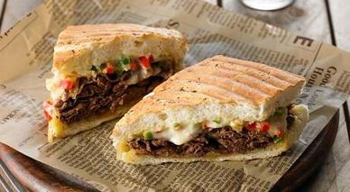 매장에서 직접 구운 빵과 수제 스프레드로 만들어진 고급 샌드위치/사진=조현정 인턴기자