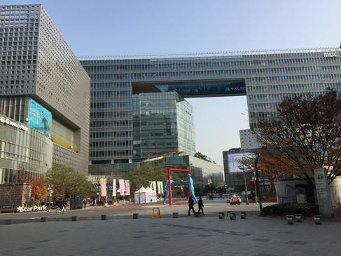 상암동 MBC 신사옥. /이상빈 기자