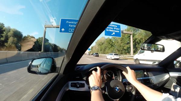 세계 유일의 속도 무제한 고속도로! 독일의 아우토반