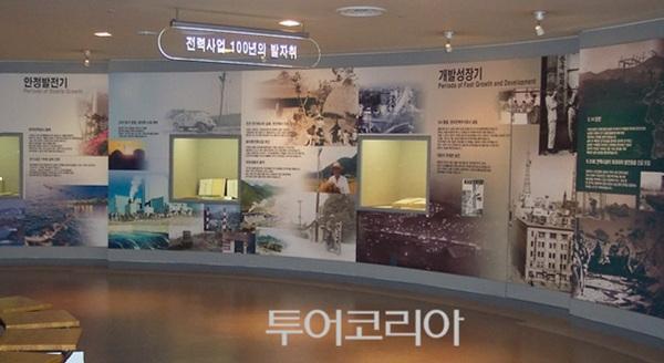 전기박물관, 전력사업 100년의 발자취를 살펴볼 수 있는 '전기역사관'