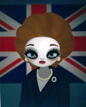<Margaret Thatcher>.