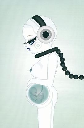 <Mother Robot>.