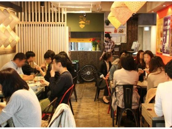 베트남노상식당 내부. /사진=한국창업전략연구소 제공