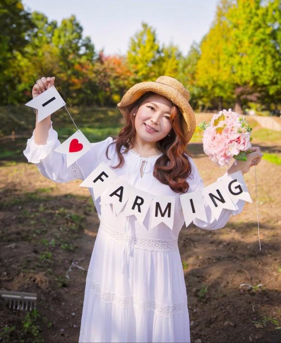 23살에 시작한 여성 농부의 삶 우리원 대표 강선아씨