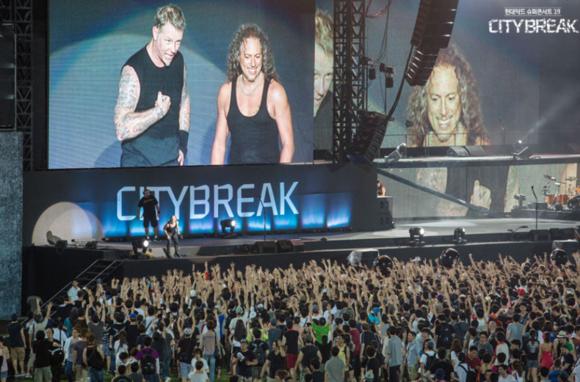 영국 록밴드 공연 주최하는 금융회사, 문화 마케팅 강자 현대카드