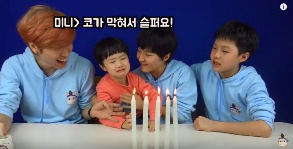 유튜브 대박 낸 '말이야와 친구들' 국동원,이혜강 부부