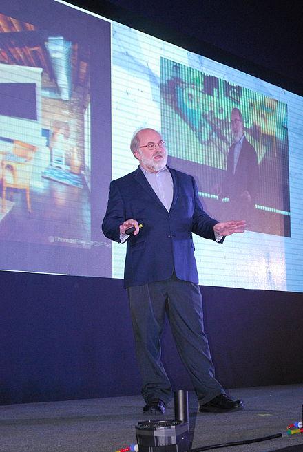 세계적인 미래학자 토마스 프레이가 예측한 새로운 미래 직업 TOP5