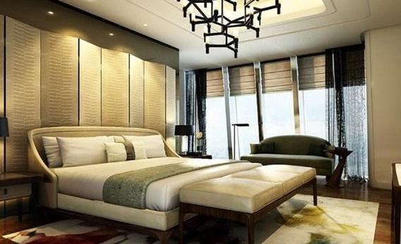 시그니엘서울 100층에 들어서는 로열스위트 객실 이미지. /롯데호텔 홈페이지 캡처