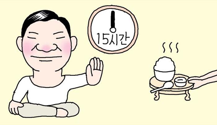 [윤희영의 News English] '부처님 다이어트'에서 꼭 지켜야 할 것은…
