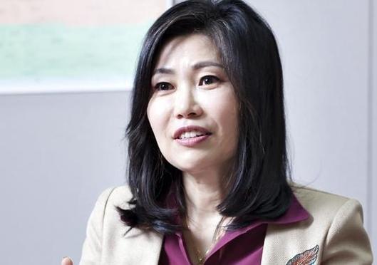 한경희 한경희생활과학(현 미래사이언스) 대표. / 조선DB