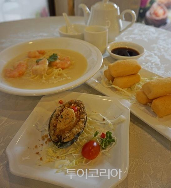 싱 키 시푸드 레스토랑