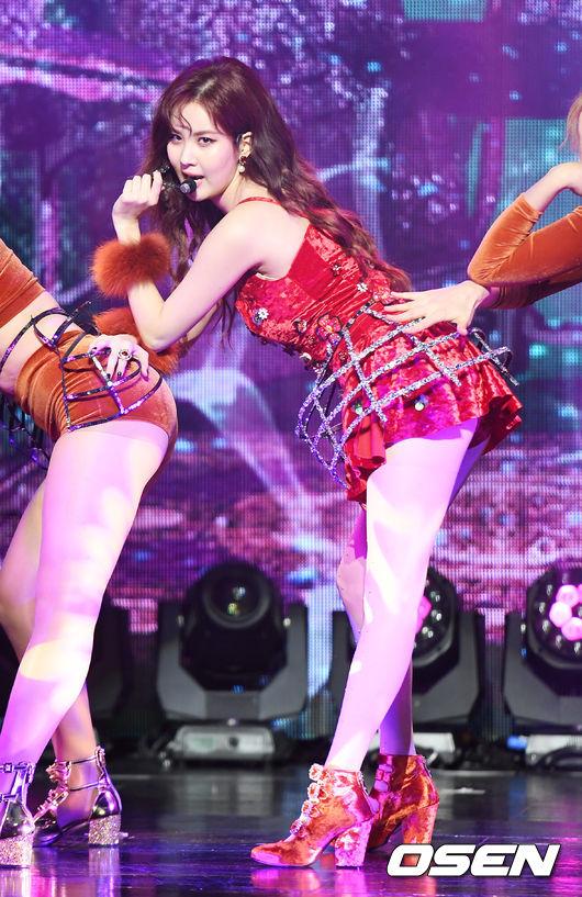 [사진]서현, 아름다운 각선미