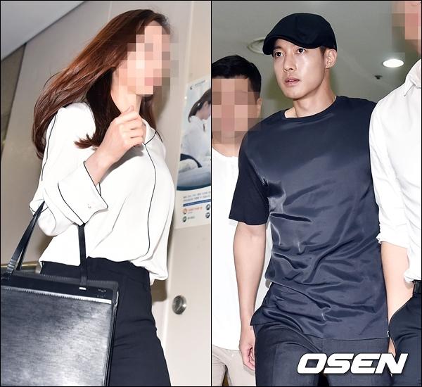 [단독] 김현중 前여친 A, 검찰에 증거 조작 덜미 잡혔다