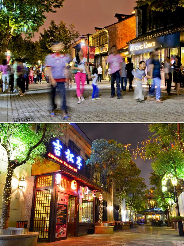중국의 고풍스러움과 현대적 아름다움이 가득한 남장가