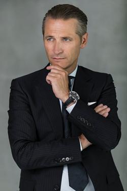 레이날드 애슐리만 오메가 최고경영자(CEO