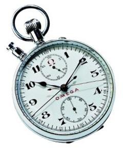 올림픽 경기 기록 시계