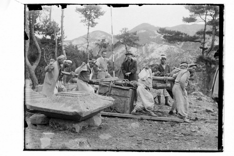 1930년대 부산 초량 입구   Korean history, Street scenes, Old pictures
