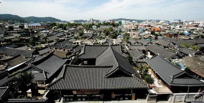 전북 전주 한옥마을