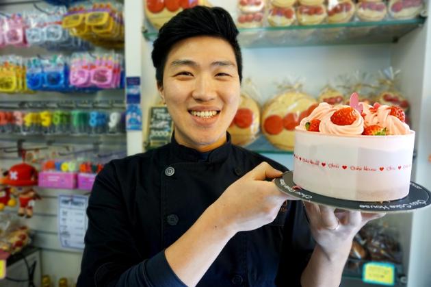 아르바이트생 천국 만든 케이크집 사장님