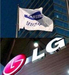 파도타는 삼성, 순항하는 LG…불확실성에 갈린 흐름