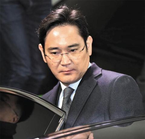 삼성 경영시계 '올스톱'…창사 이후 첫 오너가 구속