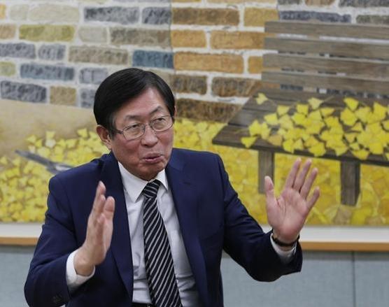 조환익 사장이 최장수 한국전력 CEO에 도전한다./조선일보DB
