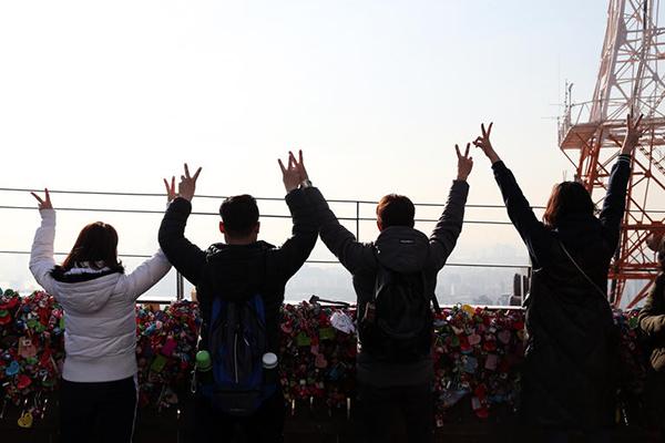 서울 관광 1번지, 남산공원