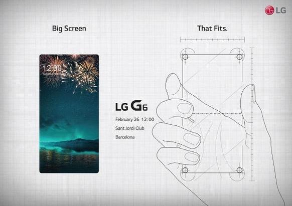 LG전자 'G6' 이미지 / LG전자 제공