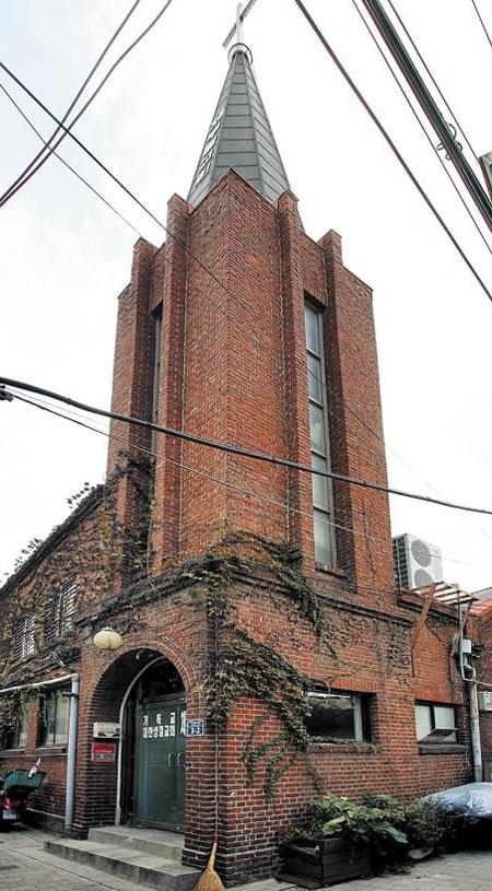 서울 종로구 체부동 성결교회