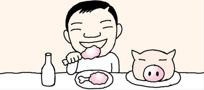 [리빙포인트] 돼지고기 잡냄새 없애려면