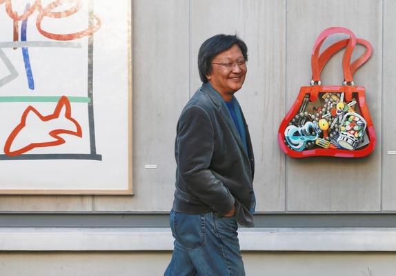 명품 핸드백 제조 세계 1위, 시몬느의 박은관 회장(63세). 인천 수산해운업체 1위 기업이었던 '황해수산'을 경영하던 부친에게 사업가의 피를 물려받았다./사진=이태경 기자