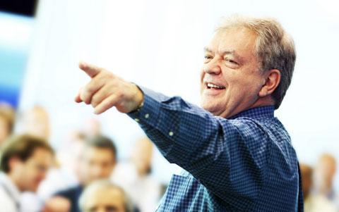조지 콜라이저 스위스 IMD 교수