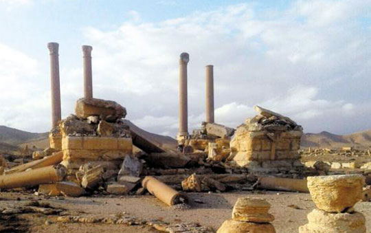 고대 도시 팔미라