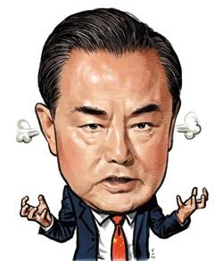 왕이 중국외교부장