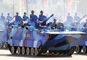 중국 군사 사진