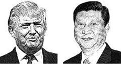 도널드 트럼프, 시진핑