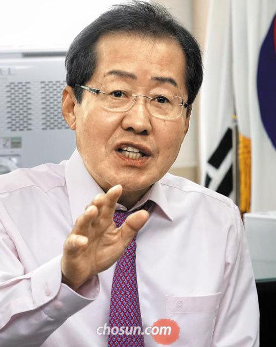 """'황교안 효과' 본 홍준표 """"대선 승산 판단이 섰다"""""""