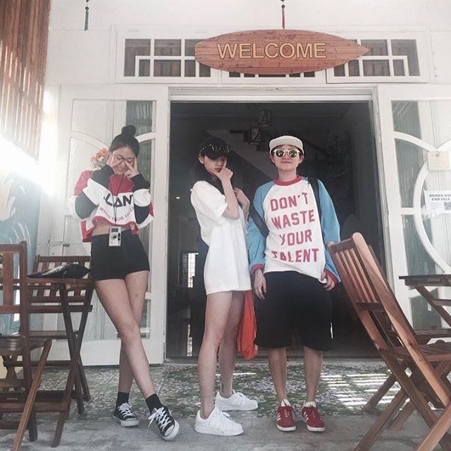 [★SHOT!] 설현X지민X김신영, 절친들의 베트남 우정여행