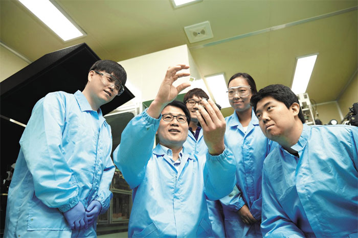 건국대는 KU융합과학기술원을 설립, 바이오·ICT·미래에너지 분야 중심으로 교육을 혁신하고 있다.